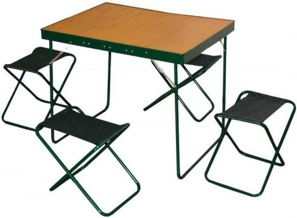 Складной стол для похода